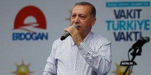 Erdoğan: Batı Antalya Havalimanı için kolları sıvadık