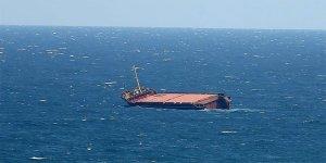 Hırvatistan açıklarında batmakta olan Türk gemisi kurtarıldı