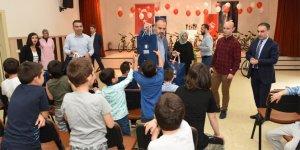 Başkan Aktaş'tan 'Babalar Günü' sürprizi