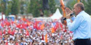 Erdoğan: Yaslı ada Demokrasi ve Özgürlükler Adası olacak