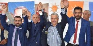 Partilerinden istifa edip AK Parti'ye geçtiler