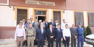 'Yenişehir'in yarını daha güzel olacak'