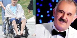 Faik Öztürk tekerlekli sandalyede