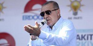 Erdoğan: Kandil'deki lider takımını hallettik