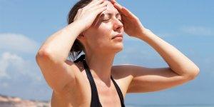 Sıcak havalarda migren ataklarına dikkat