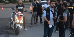 Polisten Mudanya'da huzur operasyonu