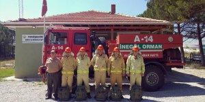 Orman yangınlarına karşı vatandaşa uyarı