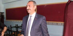 Adalet Bakanı Gül'ün oy kullandığı sandık 'Erdoğan' dedi