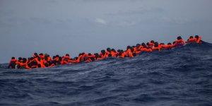 Akdeniz'de yeni bir felaket! 100 kişi birden kayıp..
