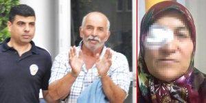 Bursa'da koca dehşeti: Eşinin yüzüne...