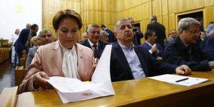 İYİ Parti'nin Meclis Başkan adayı belli oldu