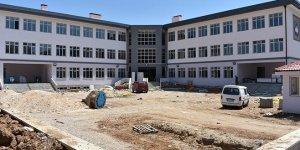 Yeni okul binası eğitimi rahatlatacak