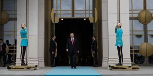 Erdoğan: Cumhuriyetimizi şahlandırmanın sözünü veriyoruz