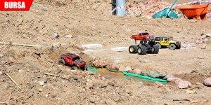 Nefes kesen 'RC Model Araç Yarışları' başladı