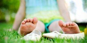 Diyabetiniz varsa çıplak ayakla dolaşmayın