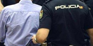 Kırmızı bültenle aranan terörist İspanya'da yakalandı