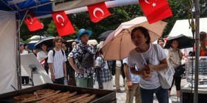 Türk yemekleri Japonya'da