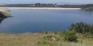 Yenişehir'de çiftçinin gölet sevinci