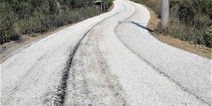 Gemlik mesire alanı yolları onarılıyor