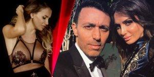 Yılın aşk bombası! Emina Jahovic ünlü iş adamıyla birlikte