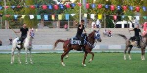 Türk Dünyası Ata Sporları Şenliği' başladı