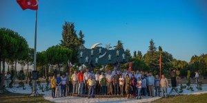 Karacabey'e şehitlik anıtı