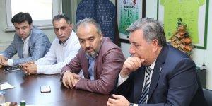 Başkan Aktaş'tan amatör spora tam destek