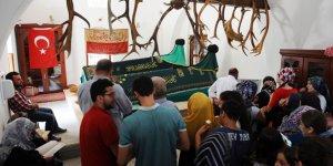 Baba Sultan Hazretleri kabri başında anıldı