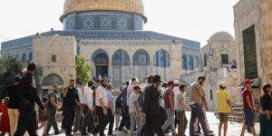 Mescid- Aksa'ya Yahudi baskını