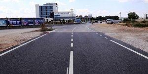 Hastane yoluna asfalt