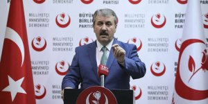 Destici'den 'İYİ Parti' açıklaması