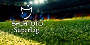 Süper Lig'de ilk haftanın programı belli oldu