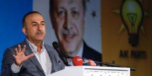 Kimse Türkiye'den baskıyla, dayatmayla, yaptırımla netice alamaz
