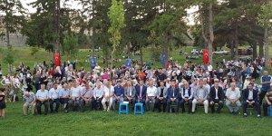 Bursa Büyükşehir Belediyesinin katkısıyla Üsküp'te sünnet şöleni