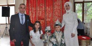 Recep Tayyip Erdoğan erkekliğe ilk adımı attı