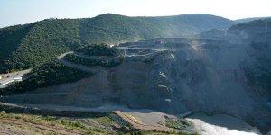 Gölecik Barajı'nda çalışmalar yeniden başladı