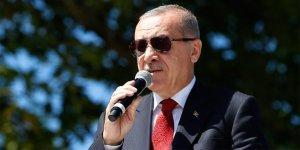 Erdoğan: Türkiye'ye tehdit sökmez