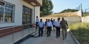 Bozbey: Ahmet Yesevi'de ihtiyaçlar tamamlanacak