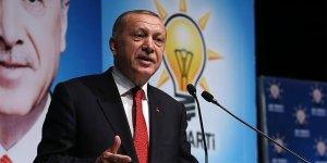 Erdoğan: Bu düzeni asla kabul etmiyoruz