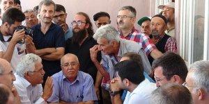 Büyükorhan'da santral gerginliği