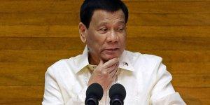 Duterte'den ABD'ye rest