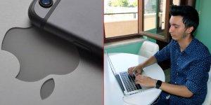 Liseli Yiğit Can, Apple'ın yeni bir güvenlik açığını buldu