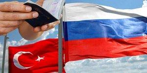 Rusya'dan Türkiye'ye ilişkin yeni vize açıklaması