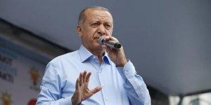 Erdoğan: Dolarlarla molarlarla bu milleti asla çöktüremezler
