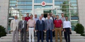 Bursa'dan Gagavuzya'ya dostluk çıkarması