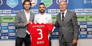 PSV Aziz'i resmen duyurdu