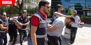 Suçüstü yakalandılar! İstanbul'dan gelip...