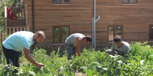 Türkiye'de bir ilk! İnsanlık köyü