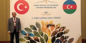 Mustafakemalpaşa'ya TANAP desteği