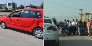 Bursa'da iki farklı kazada birisi ağır 2 kişi yaralandı